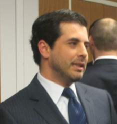 Marokkanische Minister bei der Pressekonferenz ITB 2011